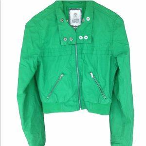 Levi's Cropped Jacket Size XSmall